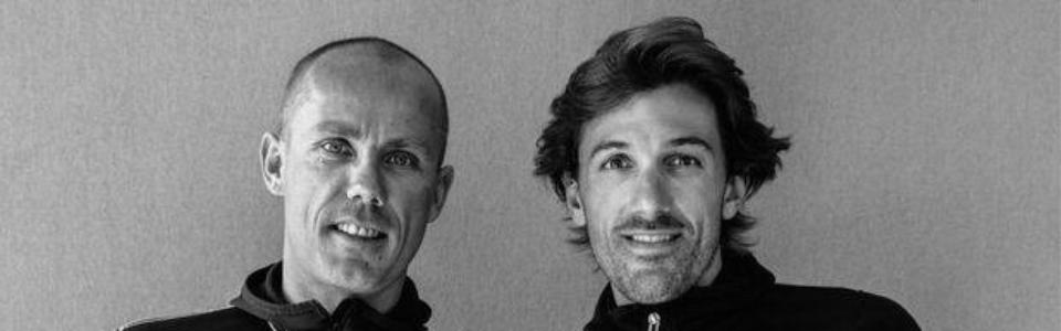 Fabian Cancellara en Sven Nys