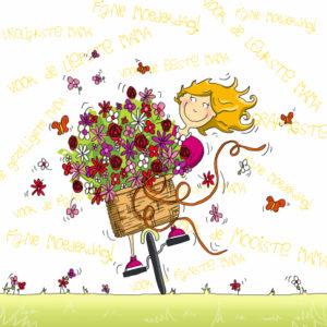 moederdag-bloemen-op-fiets